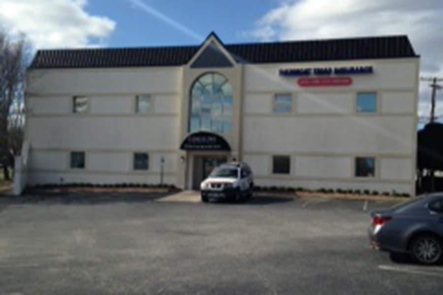 Greensboro NC Insurance - Greensboro Office Building